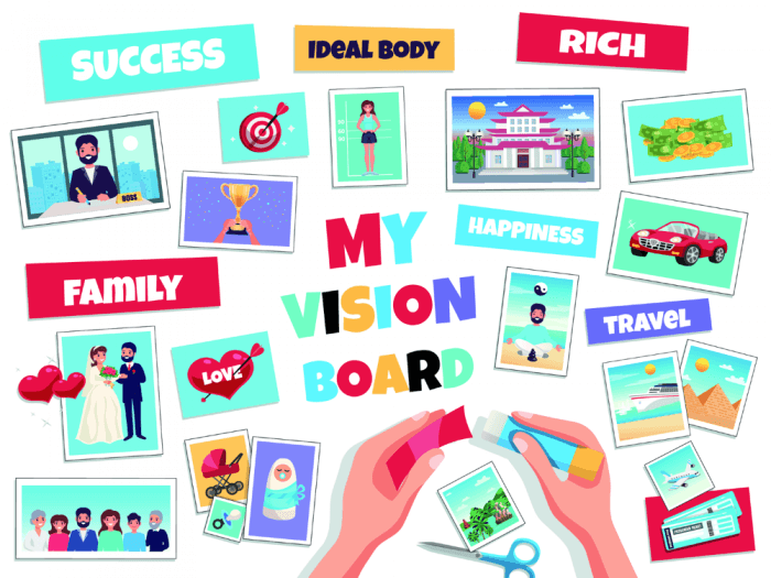 How to Create a Vision Board that Actually Works